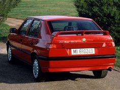 Alfa Romeo 33 Boxer 16V Quadrifoglio Verde (1990 – 1992).