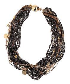 Black moon Necklace - Collana | Maiden-Art Boutique