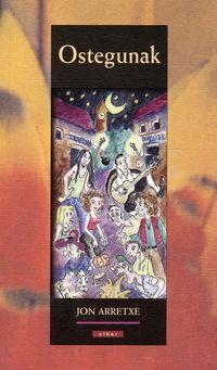 Ostegunak / Jon Arretxe Cover, Books, Art, Books To Read, Note Cards, Literatura, Art Background, Libros, Book