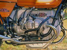 Motos / Motos classiques / BMW / BMW R 90 S | Galerie photo Moto-Station.com