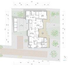 Galería de Casa en Toin / Kazuki Moroe Architects - 15