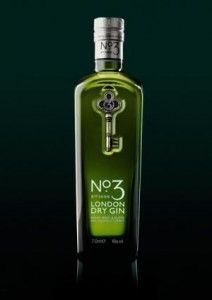No.3 Gin - A really fresh, zingy gin - I really like drinking this neat: http://www.ginjourney.co.uk/gin-reviews/no-3-gin/