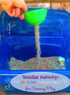 Toddler Activity: Ra