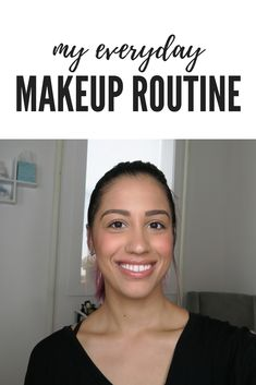 I often get questions from clients and friends about my everyday makeup routine. This is about a 10 minute routine that I do for most days when I want to look put together but don't have the time Makeup Trends, Makeup Tips, Beauty Make Up, Hair Beauty, Neutral Eye Makeup, Everyday Makeup Routine, Neck Cream, Full Face Makeup, Beautiful Long Hair