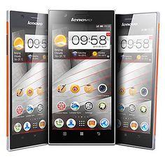 "Lenovo K900 5.5 ""Andriod 4.2 Smartphone 3G (full hd, câmera dupla, wi-fi, câmera de 16.0MP, laranja) – BRL R$ 885,61"