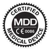 All Power Plate® machines are certified Medical Devices (under the Medical Devices Directive 93/42/EEC), meaning they meet all essential European health and safety requirements.    As a result of Medical Device certification, healthcare professionals now have the option of prescribing Acceleration Training™ exercise as part of a wider treatment plan.