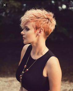 Cool Sexy Fierce Firey Redhead Pixie