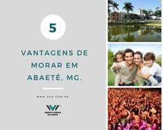 Selecionamos 5 vantagens que vão fazer você querer morar em Abaeté, Minas Gerais! Veja quais são elas: http://www.gvu.com.br/5-vantagens-de-morar-em-abaete-minas-gerais/