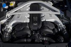 2015 Aston Martin Rapide , 8-Gang-Getriebe