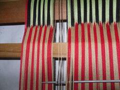 PASO A PASO N° 11 CON URDIMBRE DE PEINECILLO   reflejos aborígenes Textile Tapestry, Loom Weaving, Mtv, Eyeliner, Arts And Crafts, Textiles, Sewing, Knitting, Blog