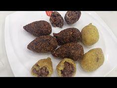 كبة خالية من الجلوتين ( كبة الكينوا و كبة الأرُز) مقلية - YouTube Muffin, Breakfast, Healthy, Ethnic Recipes, Food, Bulgur, Morning Coffee, Essen, Muffins