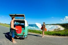 Surfing the Northern Beaches