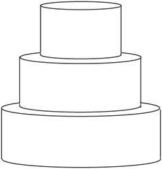 free blank cake template google search blank cake templates