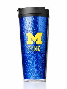 Maize & Blue Coffee Tumblr...for the caffeine addicts!