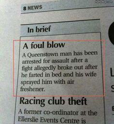 24 Hilarious News Stories