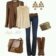 Fall 2013 outfits