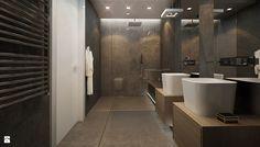 Łazienka styl Minimalistyczny - zdjęcie od Finchstudio Architektura Wnętrz - Łazienka - Styl Minimalistyczny - Finchstudio Architektura Wnętrz