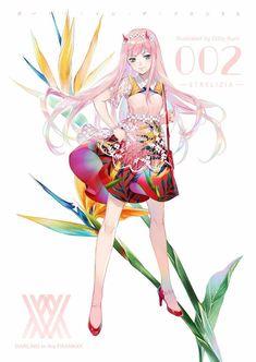 Anime picture darling in the franxx zero two (darling in the franxx) ekita xuan long hair single tall image 554540 en Film Manga, Manga Anime, Anime Art, Cat Kawaii, Heaven Wallpaper, Tamako Love Story, Waifu Material, Zero Two, Ecchi