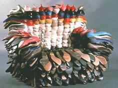 for Kay----upcycled shoe chair