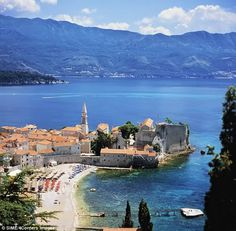 Montenegro, I've been there :)