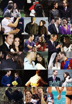 Kate and William..apserlute adore them.