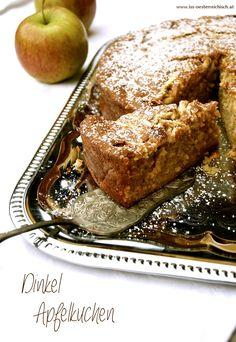 Dinkel-Apfelkuchen