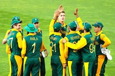 Morne Morkel struck important blows and troubled batsmen with his steep bounce Icc Cricket, Cricket World Cup, United Arab Emirates, Sports News, South Africa, Things That Bounce, Crushes, Running, Uae