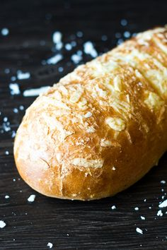 Asiago Cheese Bread. A crispy crust, soft inside with an awesome Asiago cheese flavor