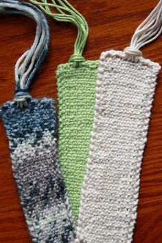 Simple Things Notebook: Week of Handmade: Five Quick Knit Ideas