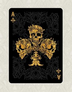 ARCANUM playing cards (Canceled) by Vovk Aleksand — Kickstarter