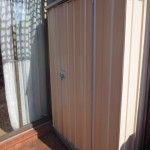 Renee Brack - Spanbilt Yardsaver x Shed Cheap Sheds, Bedroom Apartment, Second Floor, Tall Cabinet Storage, Flooring, Competition, Furniture, Home Decor, Decoration Home
