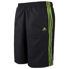 Mens Shorts - Sports Apparel - Rebel Sport - adidas Mens 3 Stripe Essentials Multifunctional Short