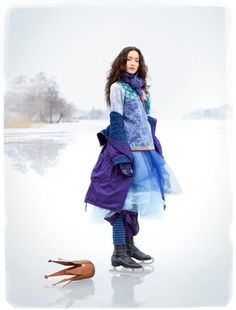 [ॐ] Omwoods: Gudrun Sjöden :: Scandinavian Boho Peasant Fashion