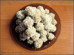 kuleczki kokosowo migdałowe