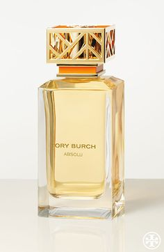 Modern, sophisticated, feminine… Here's your first look at Tory Burch Absolu