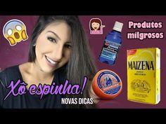 SECA ESPINHA E CLAREIA PELE (NOVA VERSÃO) - YouTube