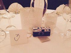Vintage Camera/ Tisch Dekor