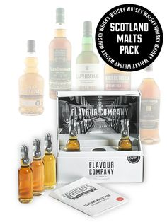 The Flavour Company is in Nederland dé specialist in bijzondere proefpakketten drank, zogenaamd de 'Flavour Packs'. Hiermee is The Flavour…