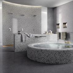 Oltre 1000 idee su bagno con mosaico su pinterest piastrelle cucina lastre di vestro per - Arredo bagno pozzuoli ...