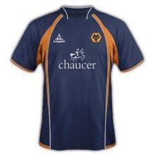 2007-08 away kit Wolverhampton 3765e5a3f