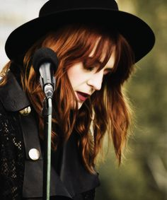 This lady has style!! And one amazing voice!-florence welch