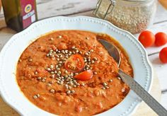 Tomato & Red Pepper Protein Soup – Neat Nutrition