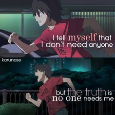 I Tell Myself That My Dreams Will Come True... wait.... I know to many animes...Yuri On Ice!!! - History Maker - But Anohana is still good XD.