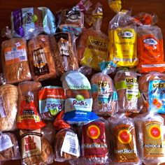 Know which #glutenfree bread is best with my review of 5 different brands! (gluten free bread, gluten free tips)