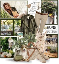 """""""Home sweet home"""" by thewondersoffashion ❤ liked on Polyvore"""