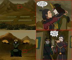 Avatar Kyoshi, Korra Avatar, Team Avatar, Avatar Cartoon, Avatar Funny, Avatar The Last Airbender Funny, Avatar Airbender, Avatar World, Avatar Characters