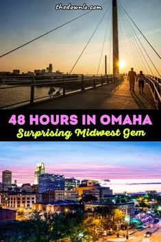 Omaha NE may surprise you. The best things to do in Omaha Nebraska include amazing restaurants, a world-class zoo and photo ops galore. Best Places To Travel, Cool Places To Visit, Visit Omaha, Travel Guides, Travel Advice, Travel Tips, United States Travel, North Dakota, North America