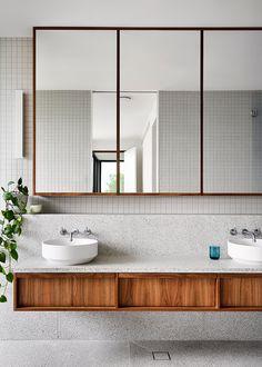Home Decoration Bathroom .Home Decoration Bathroom Interior Exterior, Bathroom Interior Design, Interior Architecture, Residential Architecture, Nachhaltiges Design, The Design Files, Design Blog, Modern Design, Design Ideas