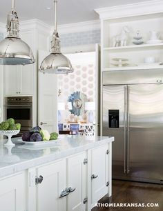 House Of Turquoise: Melissa Haynes [Nov. U2014 Kitchen (home Belonging To  Interior Designer Melissa Haynes Of MH Design Out Of Rogers, Arkansas And  Photographed ...