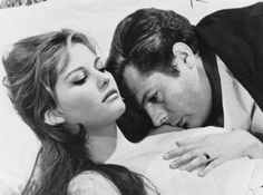 Marcello and Claudia Cardinale